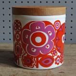 Elayne Fallon Weston storage jar, pink