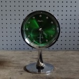 Green rhythm alarm clock